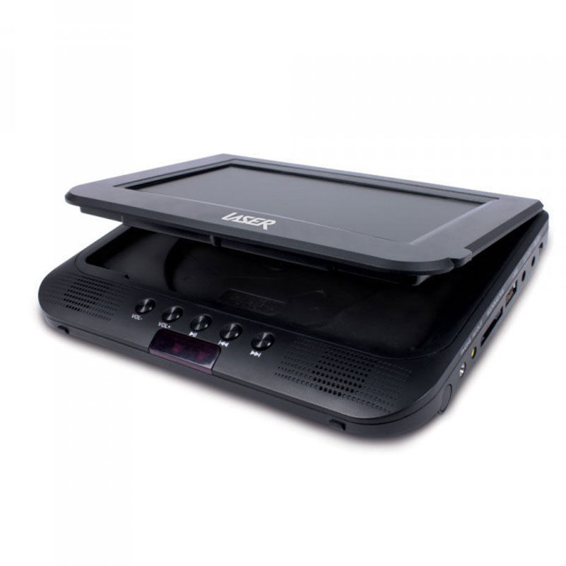 Dual Screen Nylon Dvd Player 3