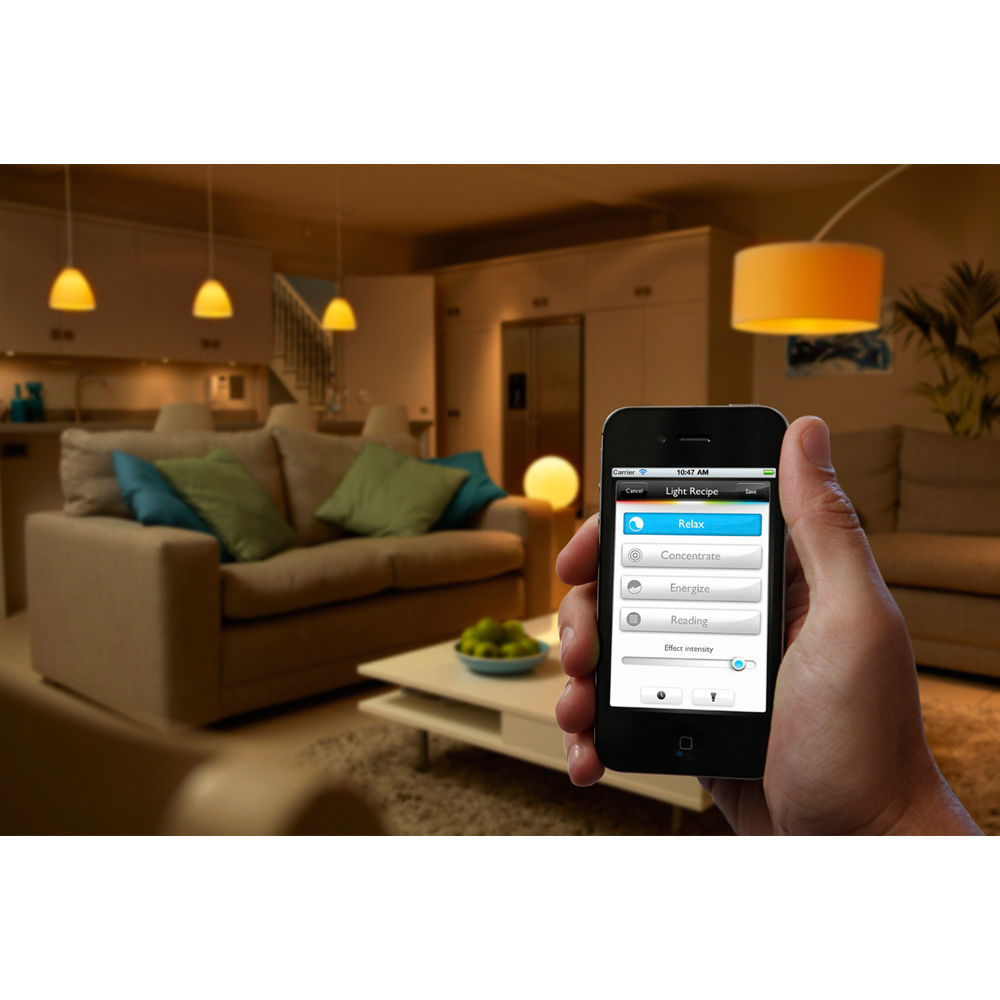Philips hue wireless lighting starter kit smart colour led - Philips hue starter kit ...