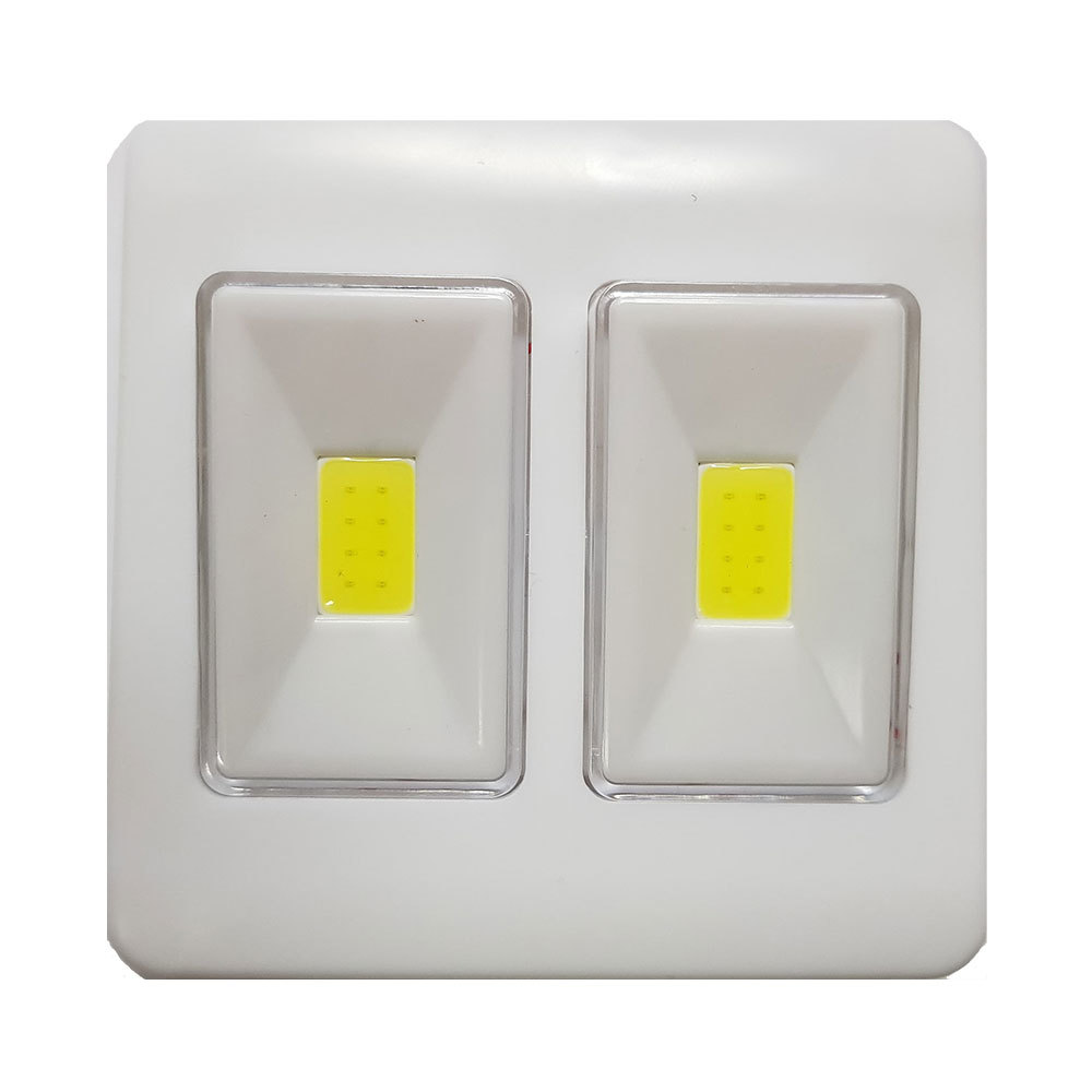 4x COB LED Dual Mode Cordless/Wireless Night Light Switch - Online ...