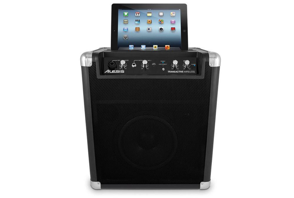 Alesis Transactive Pa Wireless Portable Bluetooth