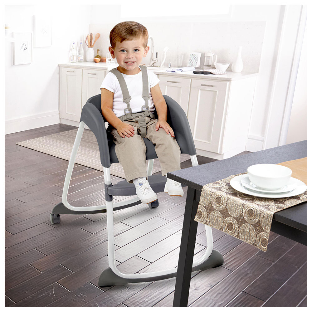 Ingenuity Smartclean Trio 3 In 1 High Smart Chair Booster