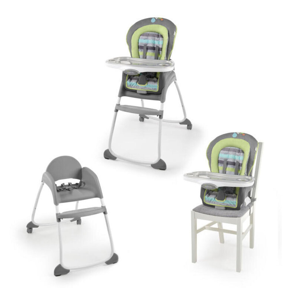 deluxe trio fashion a nutshell highchair chair mummys ingenuity deal avondale in high