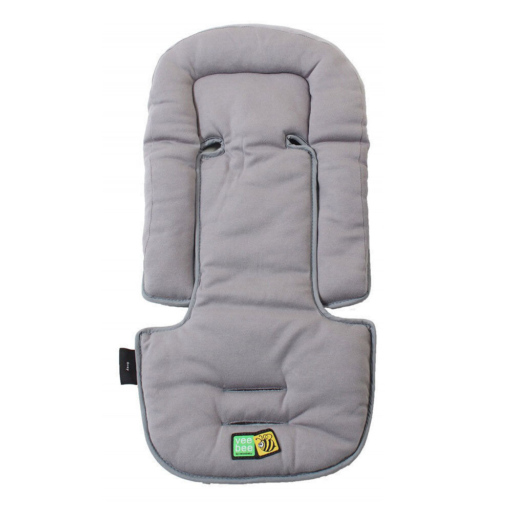 vee bee allsorts pad infant baby head body support for pram stroller car seat 9315517097018 ebay. Black Bedroom Furniture Sets. Home Design Ideas