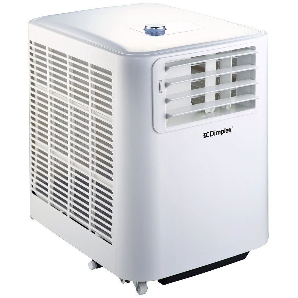 Evaporative Portable Air Conditioner : Dimplex w mini self evaporative portable air