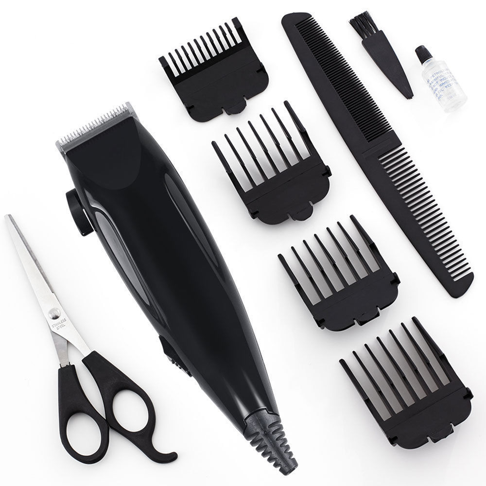 Hair Clipper Haircut Kit Combs - Online | KG Electronic