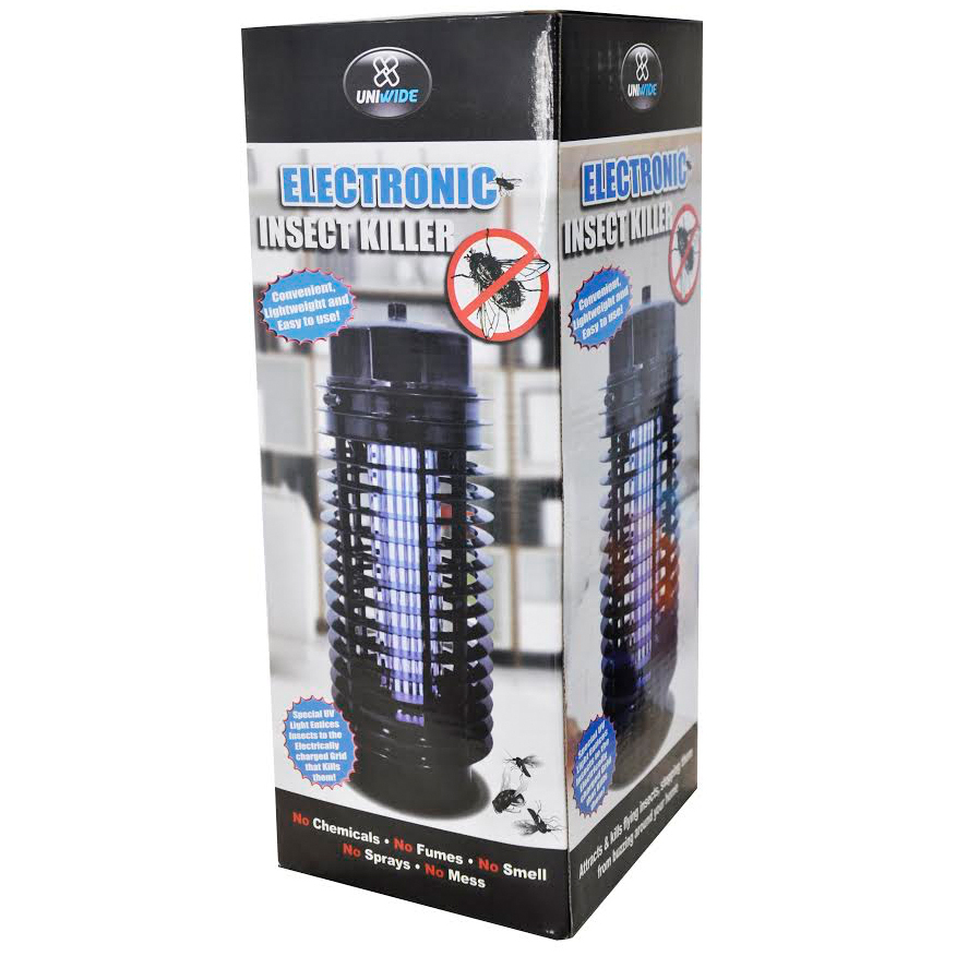 Electric Hanging Uv Light Mosquito Fly Insect Killer Bug