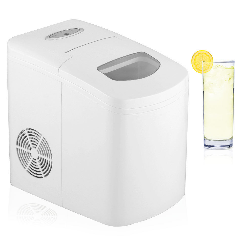 Helathy Choice Icm18 Electronic Ice Cube Maker Machine