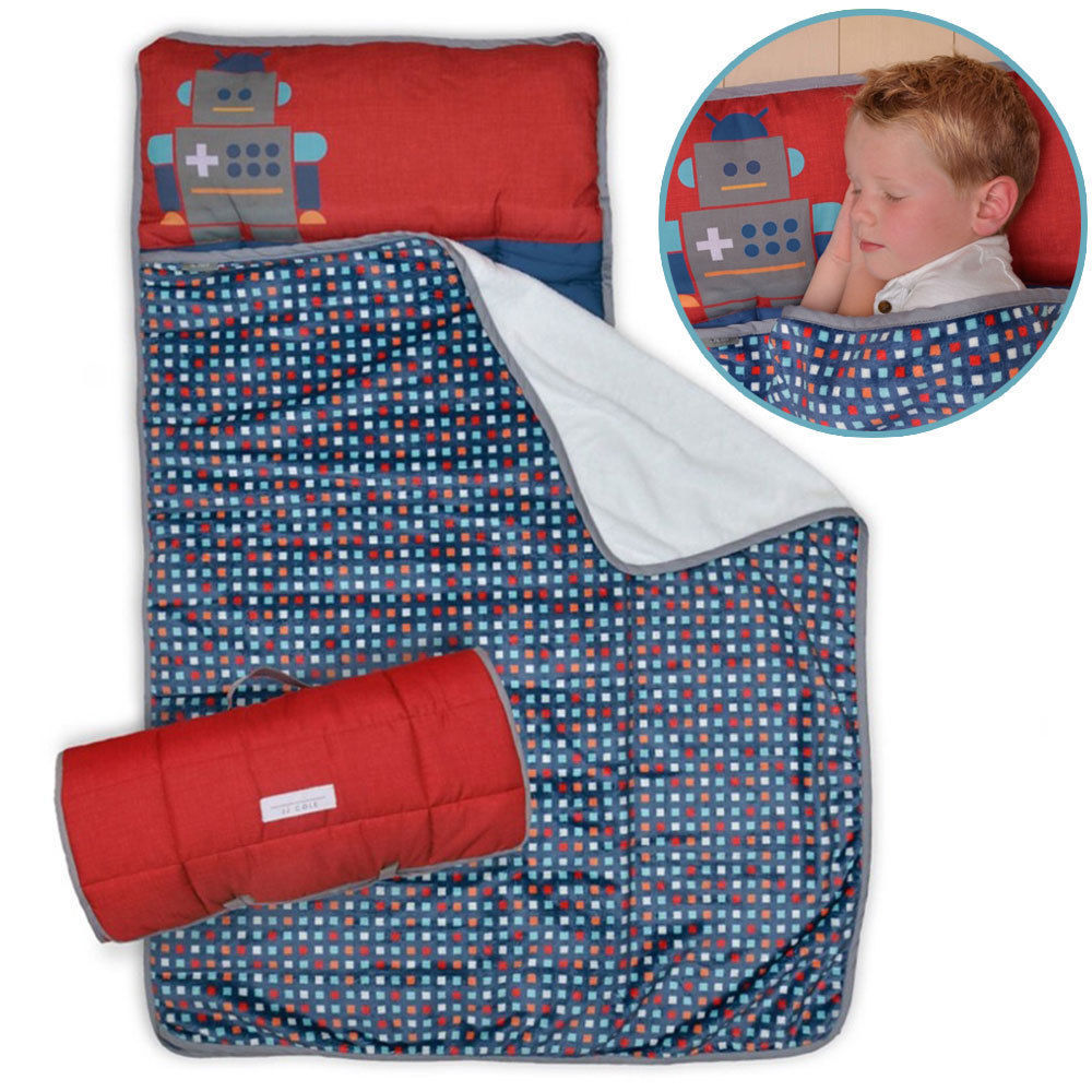 Little Nap Mat 53x117cm Toddler Children Sleeping Pad W