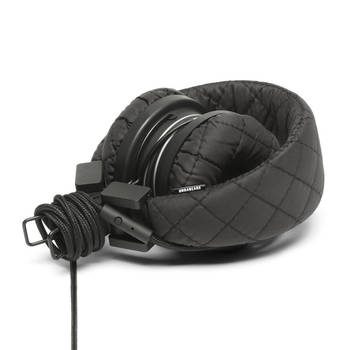 Urbanears Plattan Quilted Black On Ear Headphones