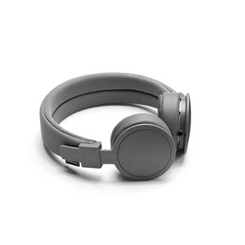 Urbanears Plattan ADV On-Ear Headphones - Dark Grey