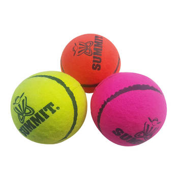 Fearnley Bouncer 3 Pack Tennis Balls Designed For Cricket