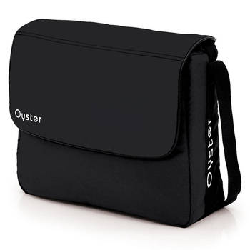 Oyster Changing Bag Black
