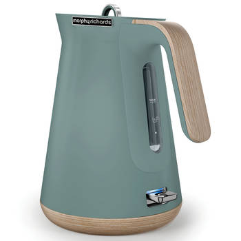 Morphy Richards 100009 Aspect 1.5L Cordless Kettle Scandi Teal