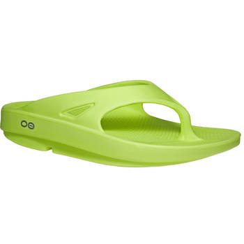 OOFOS OOriginal Citron Thongs - Size US M5 W7