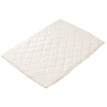 Playette Quilted Bassinet Fitted Sheet