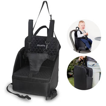Portable Foldable Pop-Up Baby/Child/Kids High/Feeding/Chair Booster Seat/Harness