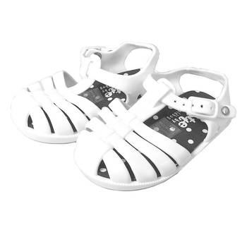 Playette 9-12m White Toddler Sandals