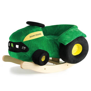 John Deere Rocking Chair Tractor Truck Ride On