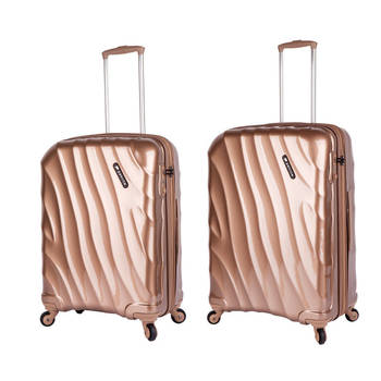 Paklite Wave Medium and Large Luggage
