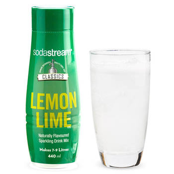 SodaStream Classics Lemon Lime Mix 440ml