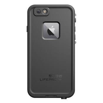 Black Lifeproof Fre Tough Case Cover Waterproof Shockproof for Apple iPhone 6/6s