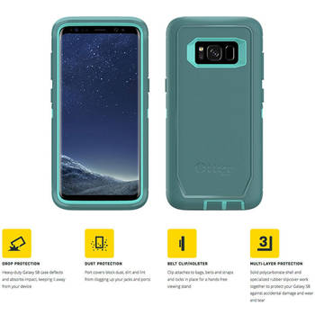 Otterbox Defender Screenless Case for Samsung Galaxy S8