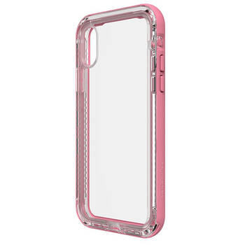 Lifeproof Next Pink/Clear Case for iPhone X