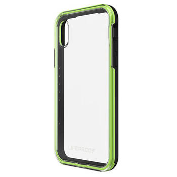 Lifeproof Slam Case for iPhone X Green/Black