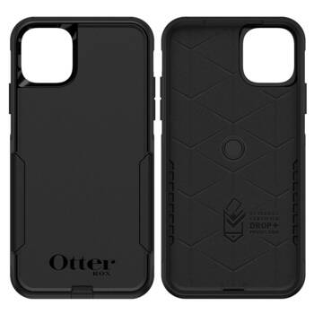 Otterbox Commuter Case Mobile Cover for iPhone 11 Pro Max - Black