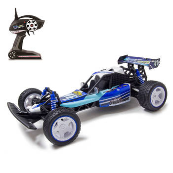1:10 RC Car Jet Panther - Blue