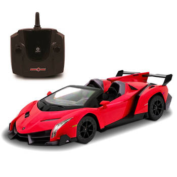 1:12 RC Lamborghini Veneno LP 750 w/Recharg. Battery - Red