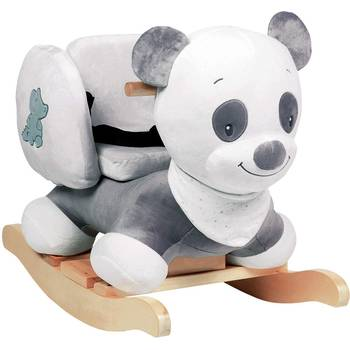 Plush/Timber Rocking Chair Toy - LouLou The Panda