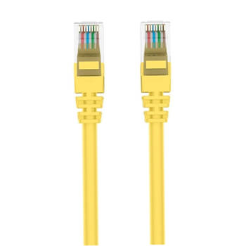 Belkin 2M Cat6 Cable - Yellow