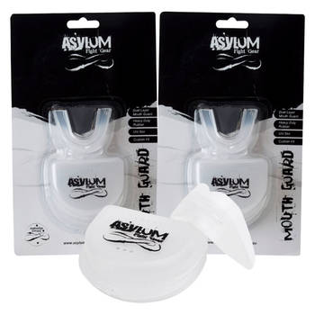 3x Asylum Boxing/MMA Mouth Guard