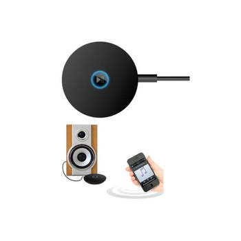Kanex Airblue Bluetooth Audio Music Receiver For Smartphone Android Iphone Ipad
