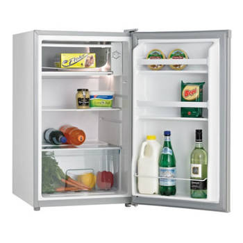 116L Stainless Steel Finish Bar Fridge Freezer