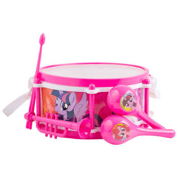 My Little Pony 6 Pc Drum Set