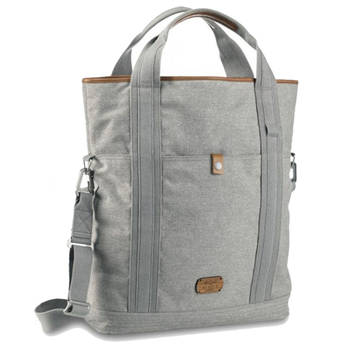 House Of Marley Tote Bag - Saddle