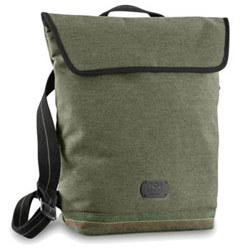 House Of Marley Backpack Day Pack Bag - Green