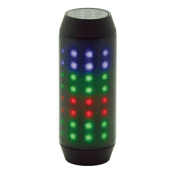 Portable Hands Free Bluetooth Speaker Led Lights Home/Travel/Beach/Entertaining