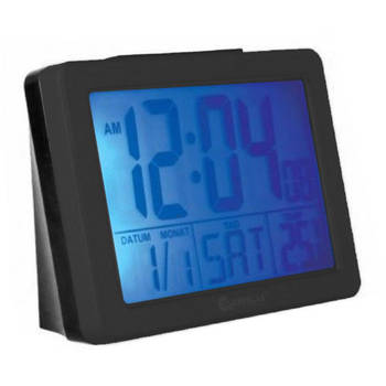 Sansai CR-075E LCD Alarm Clock