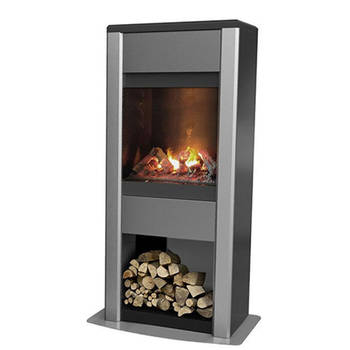 Cubic 2000W Electric Heater Fireplace