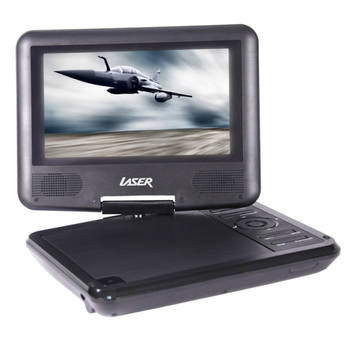 "Portable DVD Player -  7"" Screen - Multi Region"