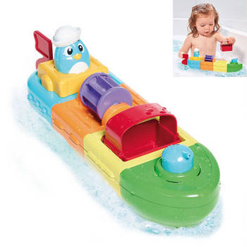Tomy Mix and Match Motor Boat Bath Toy