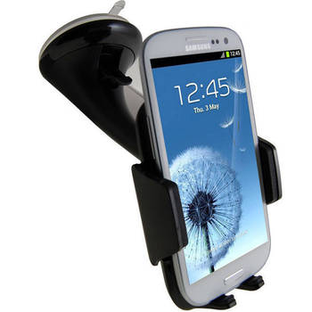 Samsung Universal Car Window Windscreen Mount Cruise Cradle/Holder For Mobile Phone/ Smartphones/ Iphone/ Galaxy/ Gps