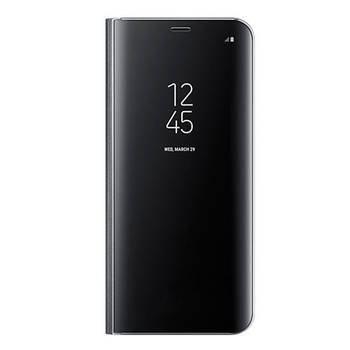 Samsung Clear View Cover Galaxy S8+ Black