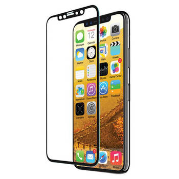 EFM Curved Sapphire Glass Screen Armour for iPhone X
