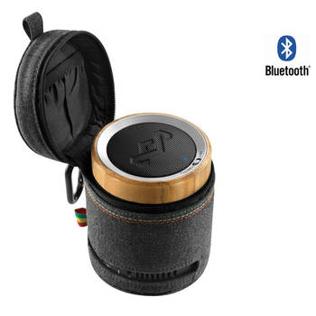 House Of Marley Chant Portable Wireless Speaker W Mic