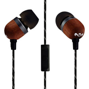 Marley EM-JE041-SB Smile Jamaica In-Ear Headphones