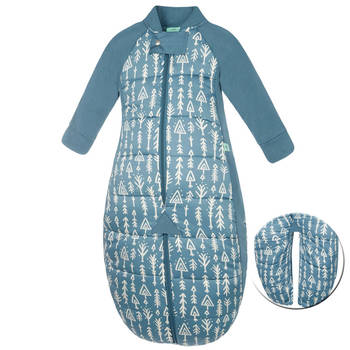 Ergo Pouch Sleep Suit Bag 2-4 Years - TOG:2.5 - Midnight Arrows